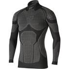 Alpinestars Ride Tech Winter Long Sleeve Top Black/Gray