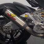 Graves Motorsports Aprilia RSV4 RF/RR 2016 Titanium Cat Eliminator Exhaust System