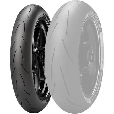 metzeler racetec rr front tires sportbike track gear. Black Bedroom Furniture Sets. Home Design Ideas