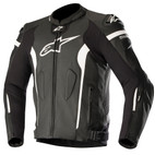 Alpinestars Missile Leather Jacket Tech-Air Race Compatible