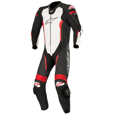 Alpinestars Missile Leather Race Suit Tech-Air Race Compatible Black/White/Red
