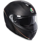 AGV Sport Modular Carbon Tricolore Helmet