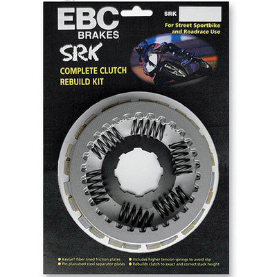 ebc suzuki sv650 03-10 srk race/sport series clutch kit