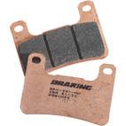 Braking Yamaha FZ-09 14-16 CM55 Sintered Front Brake Pads