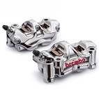 Brembo Yamaha FZ-09 14-16 300mm Rotor 108mm Radial GP4-RX Front Caliper Kit