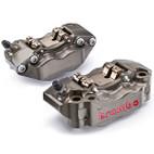 Brembo Yamaha FZ-09 14-16 108mm Radial CNC Front Caliper Kit