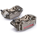 Brembo Yamaha FZ-09 14-16 300mm Rotors 108mm Radial CNC Front Caliper Kit