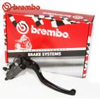 Brembo 19mmx18mm GP MK2 Radial Brake Master Cylinder w/ Folding Lever