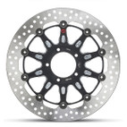Brembo Yamaha FZ-09 14-16 300mm Groove Front Brake Rotor Kit