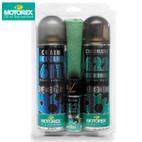 Motorex Street Bike Chain Clean Care Kit