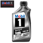 Mobil 1 Racing 4T 10W-40 Motorcycle Oil 1 Quart
