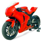 Hotbodies Racing Honda CBR1000RR 08-11 Color Form Race Bodywork