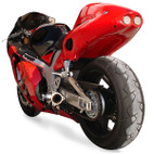 Hotbodies Racing Hayabusa 99-07 Undertail Suzuki