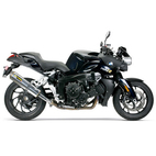 Two Brothers BMW K1200R/S/GT 05-08 M-5 Black Series Slip-On Exhaust