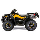 Two Brothers Can-Am Outlander Max 800 09-12 M-7 Stainless Series Slip-On Exhaust