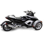 Two Brothers Can-Am Spyder 08-12 M-2 Standard Series Slip-On Exhaust