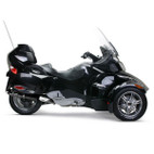 Two Brothers Can-Am Spyder RT 10-12 M-5 Black Series Slip-On Exhaust