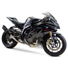 Two Brothers BMW S1000R 14-15 M-2 Black Series Full Exhaust System