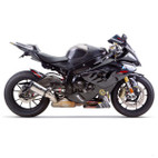 Two Brothers BMW S1000R 14-15 M-2 Black Series Slip-On