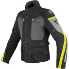 Dainese Carve Master Gore-Tex Jacket Black/Castle Rock/Fluorescent Yellow