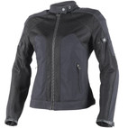 Dainese Women's Air-Frame Textile Jacket Black