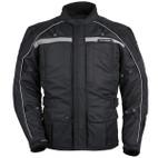 Tour Master Transition Series 3 Jacket Black