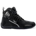 Spidi X-J H2OUT Riding Shoes Black