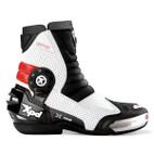 Spidi X-One WRS Boots White/Black/Red