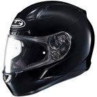 HJC CL-17 Helmet Solid Black