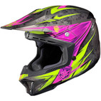HJC CL-X7 Pop-N-Lock Helmet MC-8