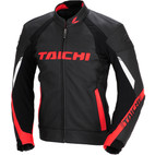 RS Taichi Core-1 Leather Jacket RSJ830 Black/Red