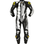 RS Taichi GP-Max R072 Leather Race Suit - NXL072 Black