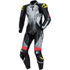 RS Taichi GP-Max R073 Leather Race Suit NXL073 Black/Gunmetal