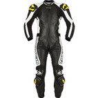 RS Taichi GP-MAX R101 Leather Race Suit NXL101 Black