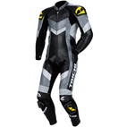 RS Taichi GP-Max R102 Leather Race Suit NXL102 Black/Gunmetal