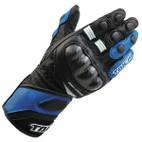 RS Taichi Kids GP-One Racing Motorcycle Gloves NXT050 Blue