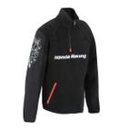 Joe Rocket Women's Honda Racing Pullover Fleece Black