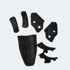 Alpinestars BNS Foam Parts Kit Black O/S (Special Buy)
