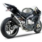 Yoshimura BMW S1000RR 10-11 Race R-77 Titanium Full Exhaust TI-CF-CF