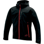 Alpinestars Rideout Scion 2L Waterproof Jacket Black/Mandarin Red