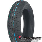 Kawasaki VN900B Special Edition 14 Bridgestone G722 Whitewall Rear Tire