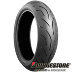 Kawasaki ZX-6R 13-14 Bridgestone Battlax S20 Hypersport Rear Tire