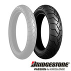 Yamaha Super Tenere XT1200 12-13 Bridgestone Battle Wing BW502 Rear Tire