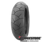 Yamaha T-Max 09-11 Bridgestone Battlax BT-012 Rear Tire