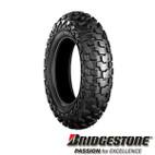 Yamaha TW200 87-14 Bridgestone TW34 Trail Wing Rear Tire