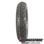 Yamaha XV1600AT Road Star Silverado 98-03 Bridgestone G703 Whitewall Front Tire
