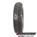 Yamaha XV1700 Road Star Silverado 04-14 Bridgestone G702 Whitewall Rear Tire
