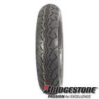 Yamaha XV1700 Road Star Silverado 04-14 Bridgestone G703 Whitewall Front Tire