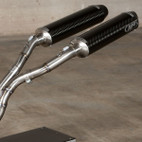 M4 Exhaust Slip On Cat. Elim Yamaha R1 2007-08