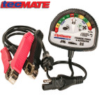 TecMate TS-121 OptiMate TS-121 Battery Charger and Tester